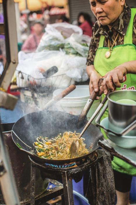 Stir Fried © ParithaWannawanit