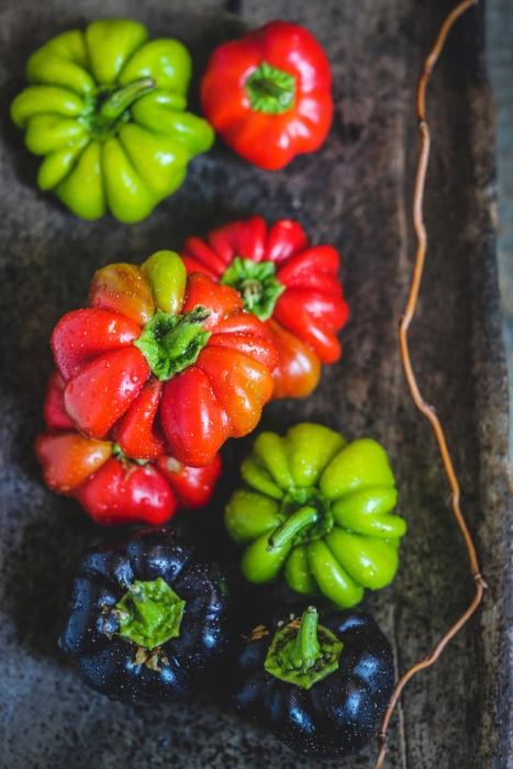 Bell Pepper © ParithaWannawanit