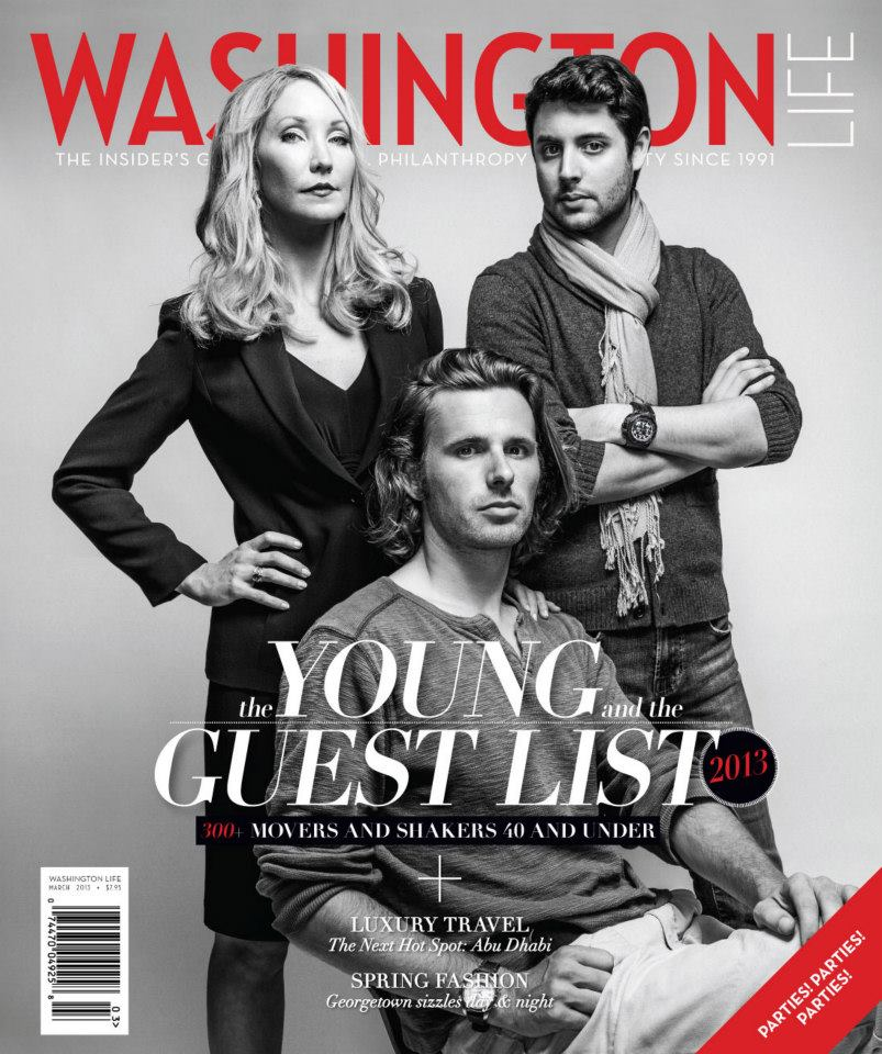 Washington Life - March 2013