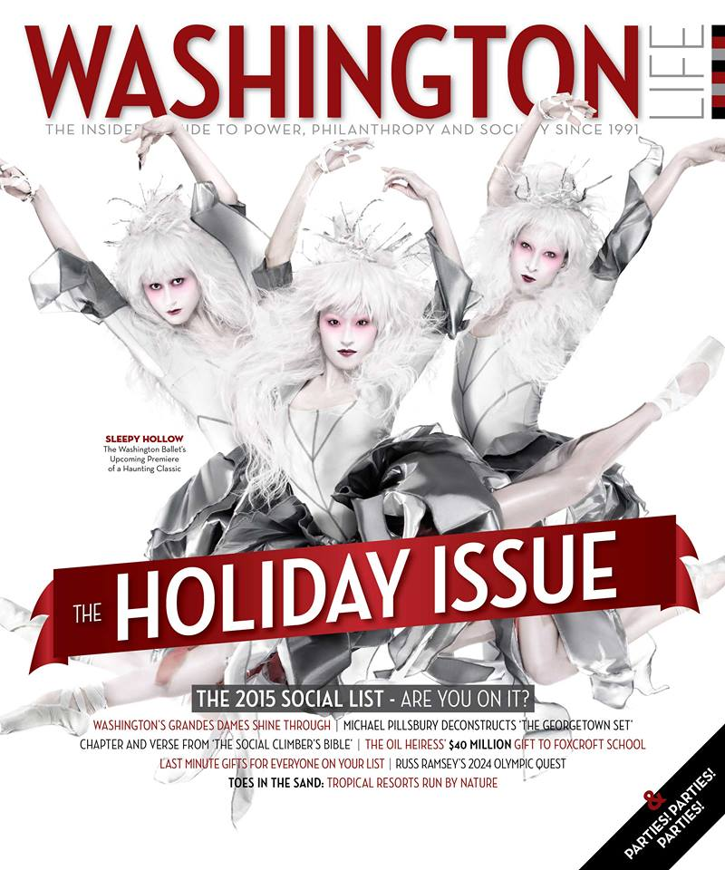 Washington Life - December 2014