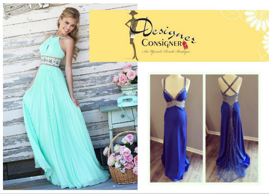 Buy & Sell Prom Gowns at Designer Consigner! — Designer Consigner