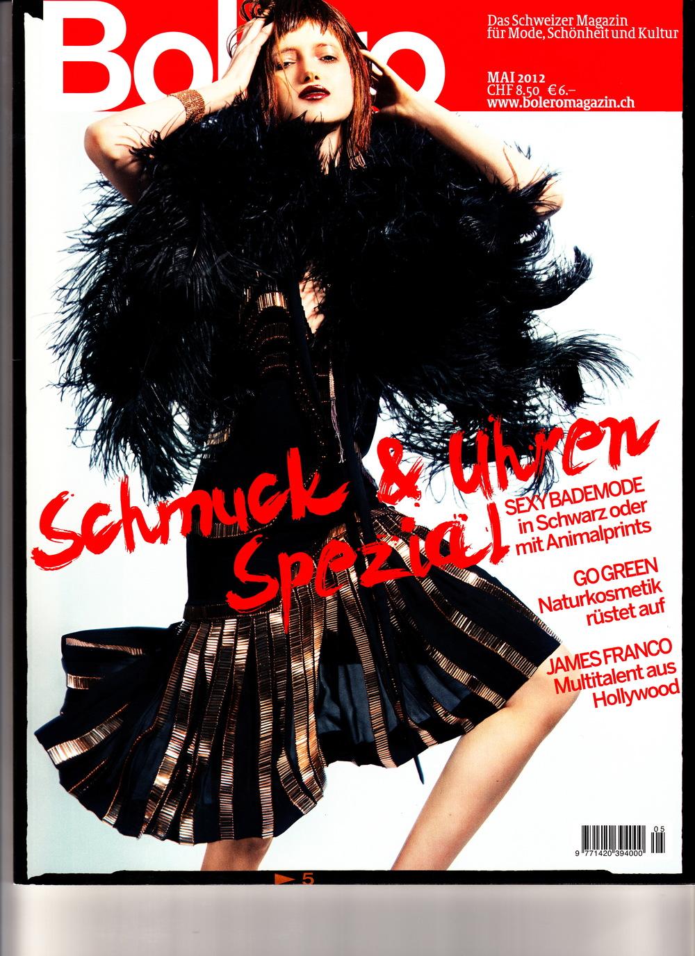 Bolero (CH) Mai 2012 Cover.jpg