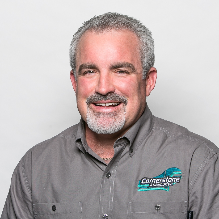 Mark Drackert, Service Manager
