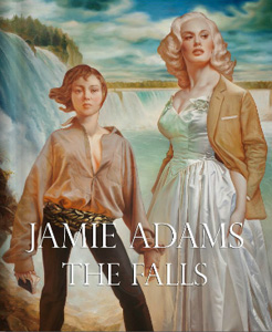 "[click on image to purchase]   ""JAMIE ADAMS: THE FALLS"" Solo Exhibition Catalogue (2013) David Klein Gallery"