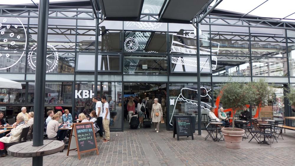 Torvehallerne Israels Plads Copenhagen Danish Design Review