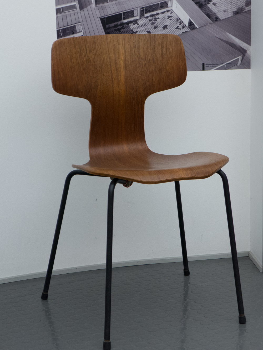 Plywood Chairs By Arne Jacobsen Danish Design Review