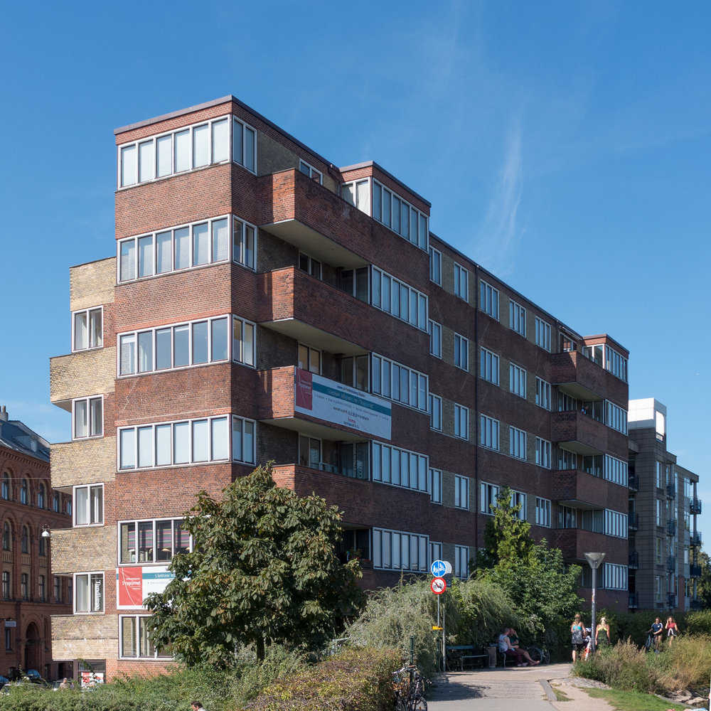 Apartment Complex Reviews: Apartment Buildings In Copenhagen In The