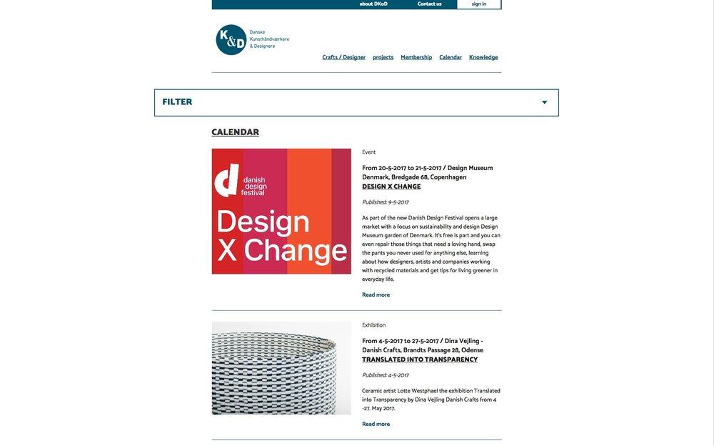 danske kunsthåndværkere & designere