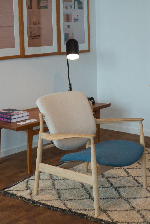 France Chair 1956