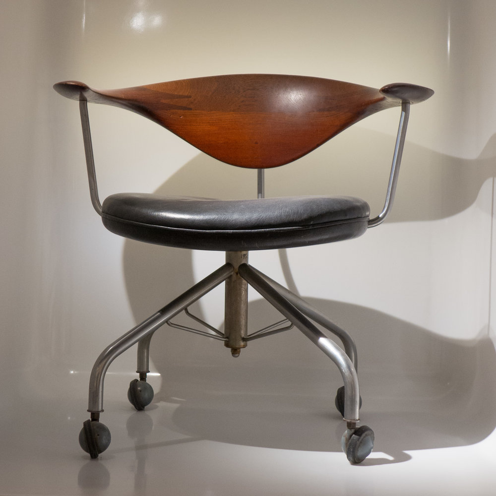 office chair 502 by hans wegner 1955 danish design review