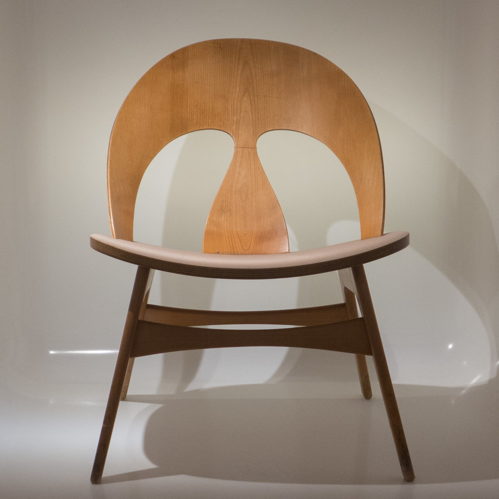 Chair by Børge Mogensen 1949