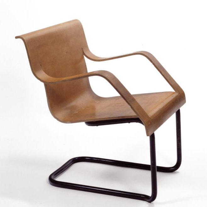 Copy of Chair, 1932, by Alvar Aalto