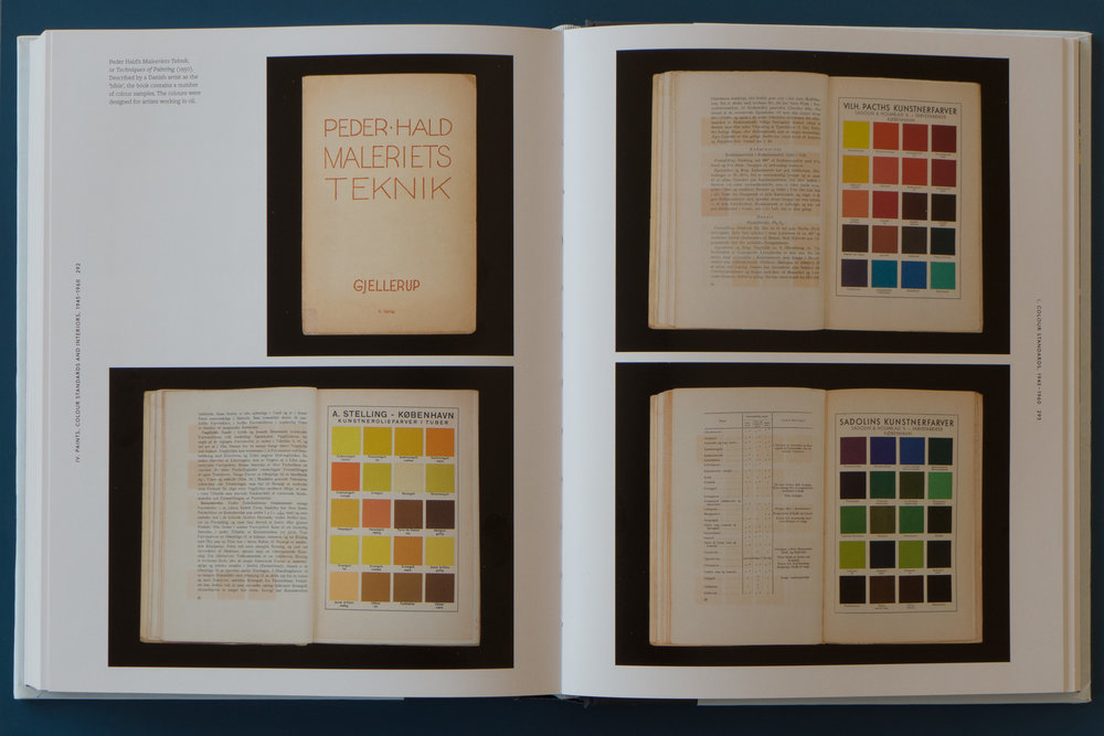 Anatomy Of Colour Danish Design Review