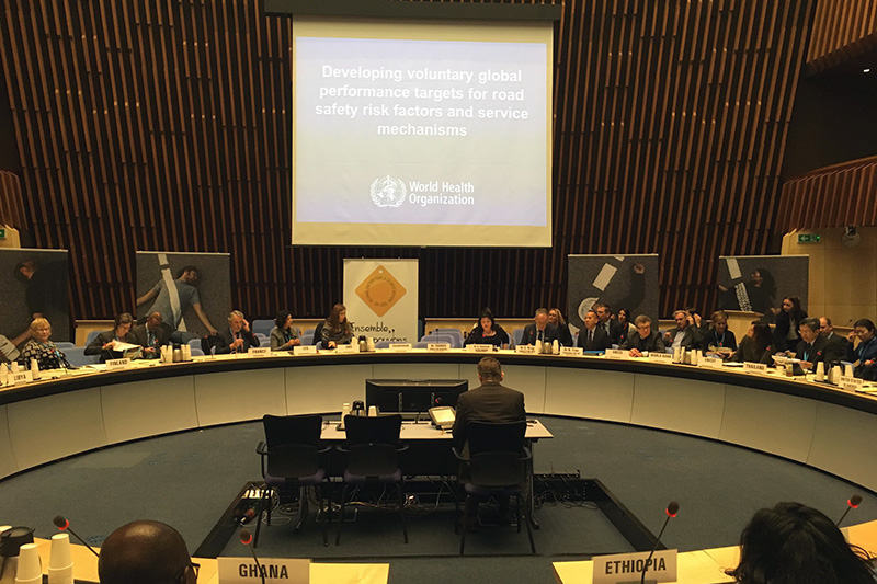 Governments reached consensus on the targets at WHO headquarters in Geneva.
