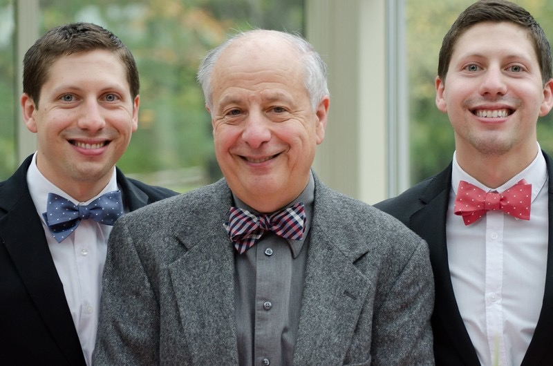 Michael, Richard and Matthew Polonchak - The Two Rivers Trio
