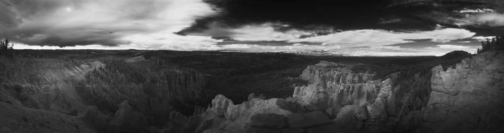 Bryce Canyon, 180º