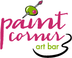 Paint Corner Art Bar