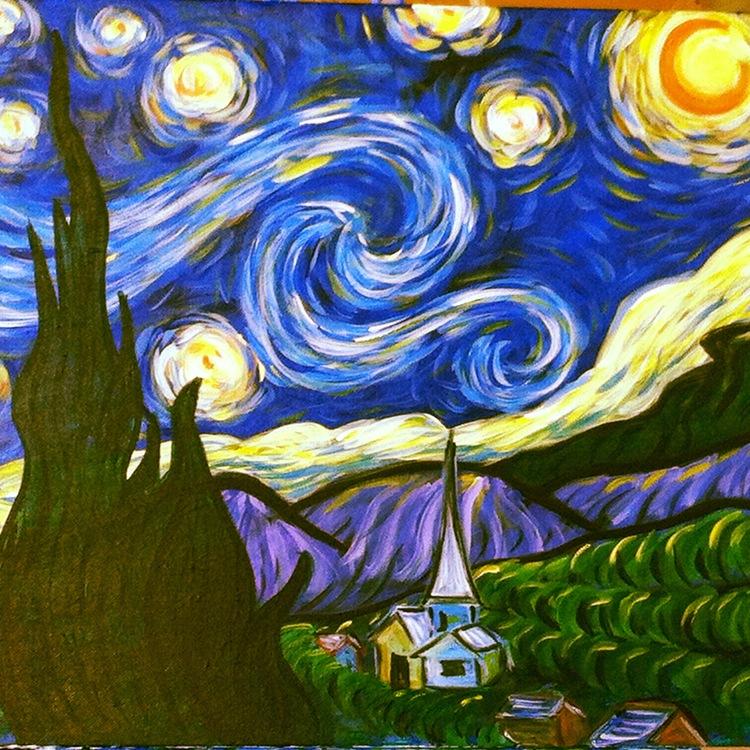 Starry-ish Night.JPG