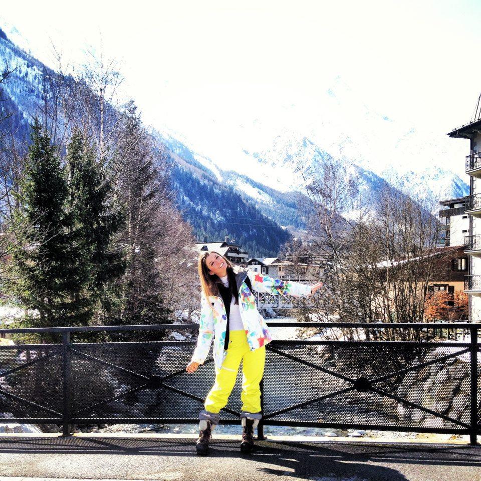 Chamonix, France. March 2013.