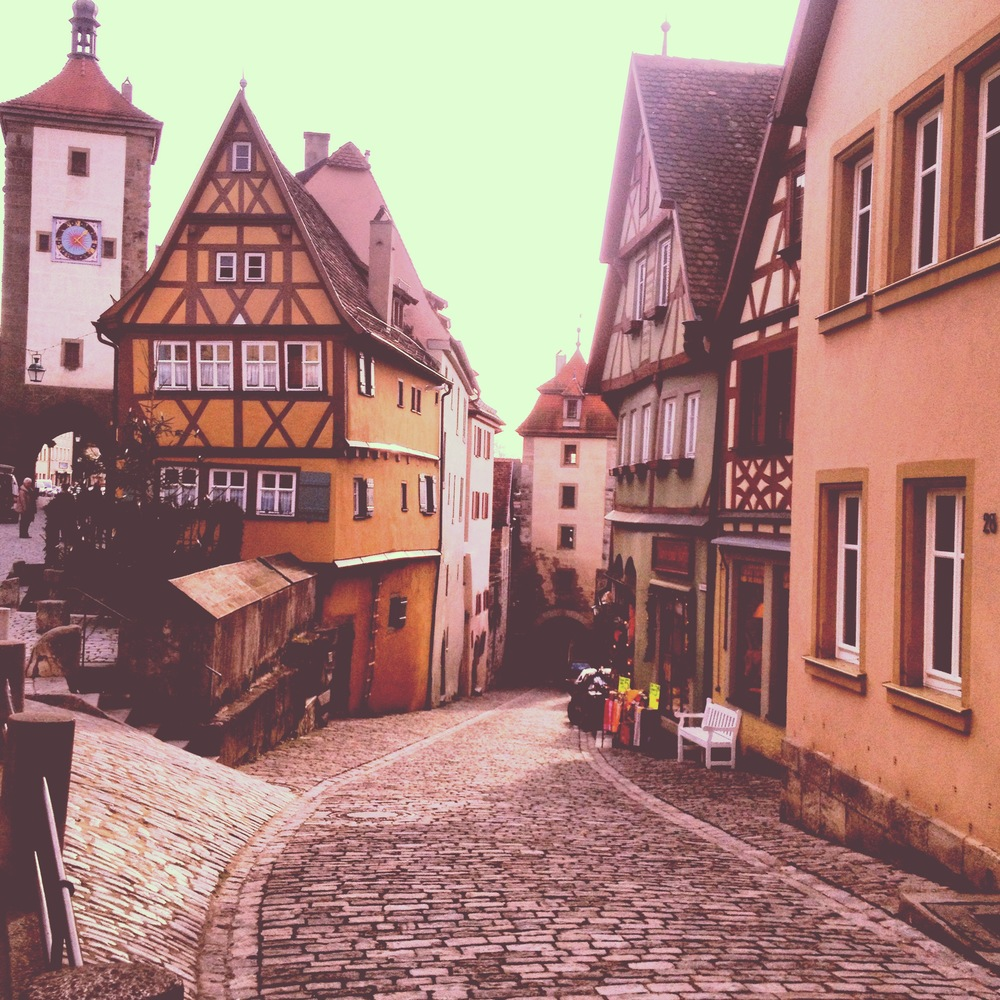 Discover Germany: Berlin, Frankfurt & Rothenburg