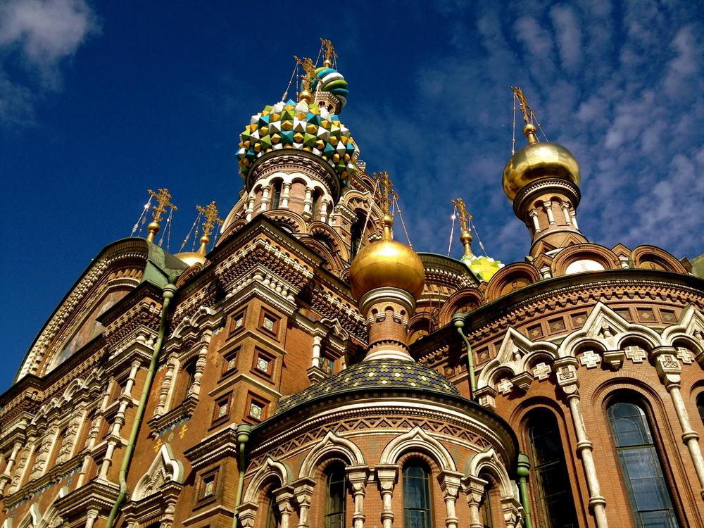 St. Petersburg, Russia. 2012.