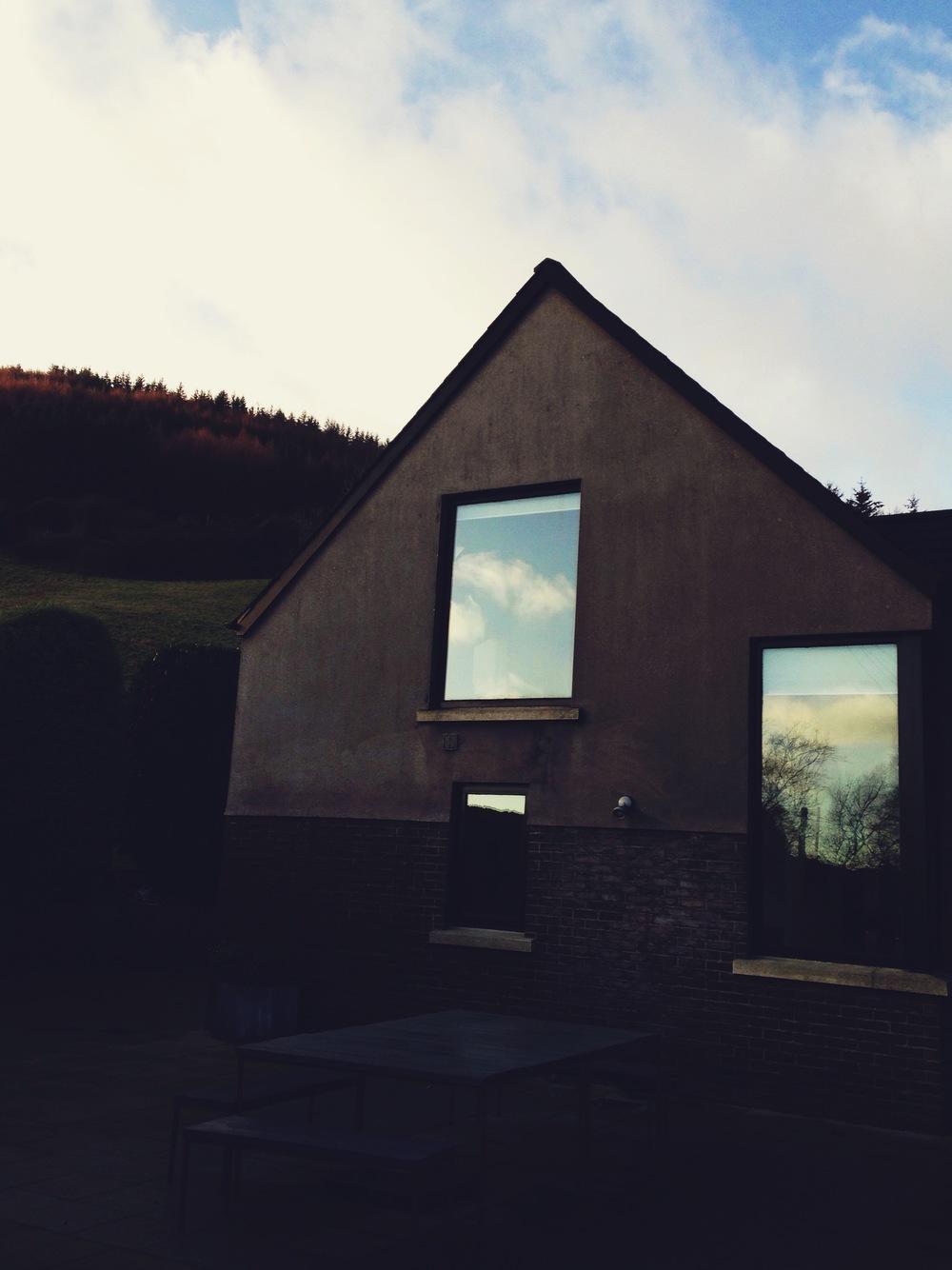 modern home Ireland