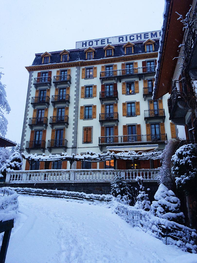 Hotel Richemond Chamonix