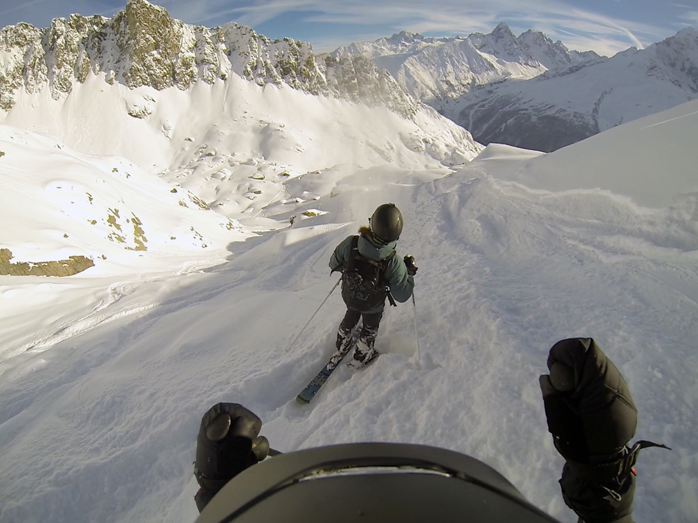 Chamonix Backcountry