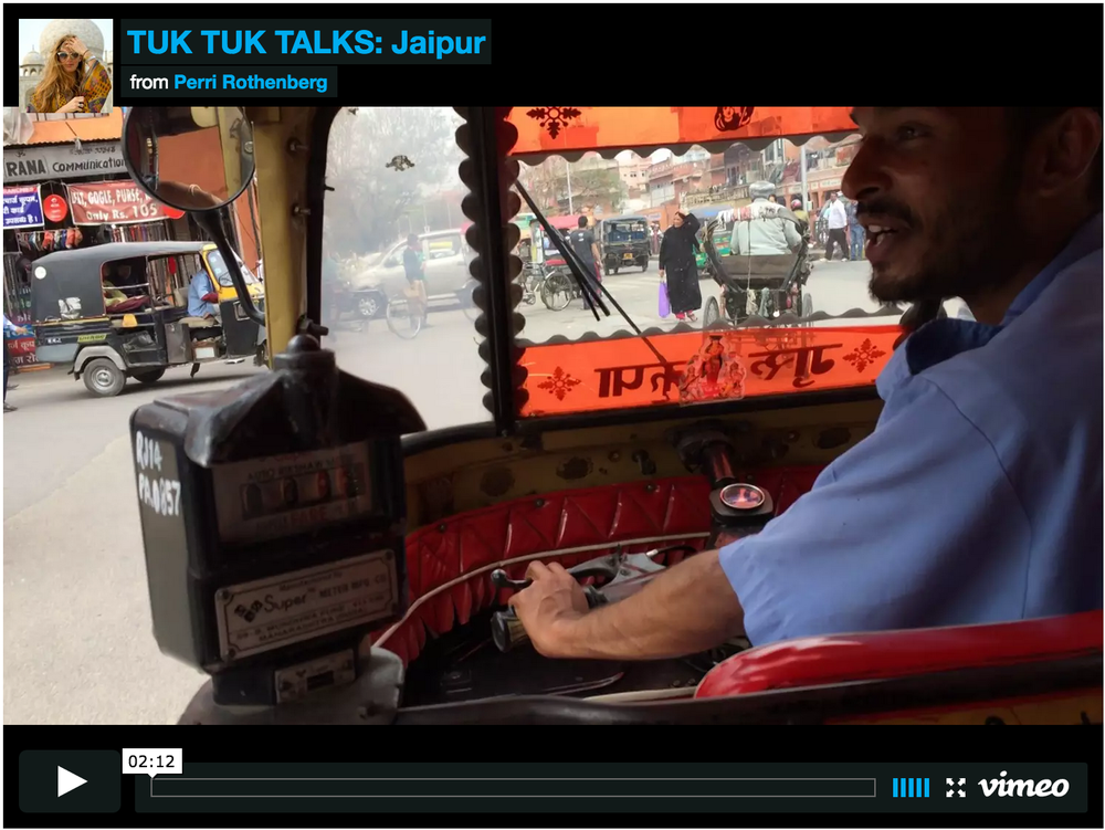 tuk tuk talks
