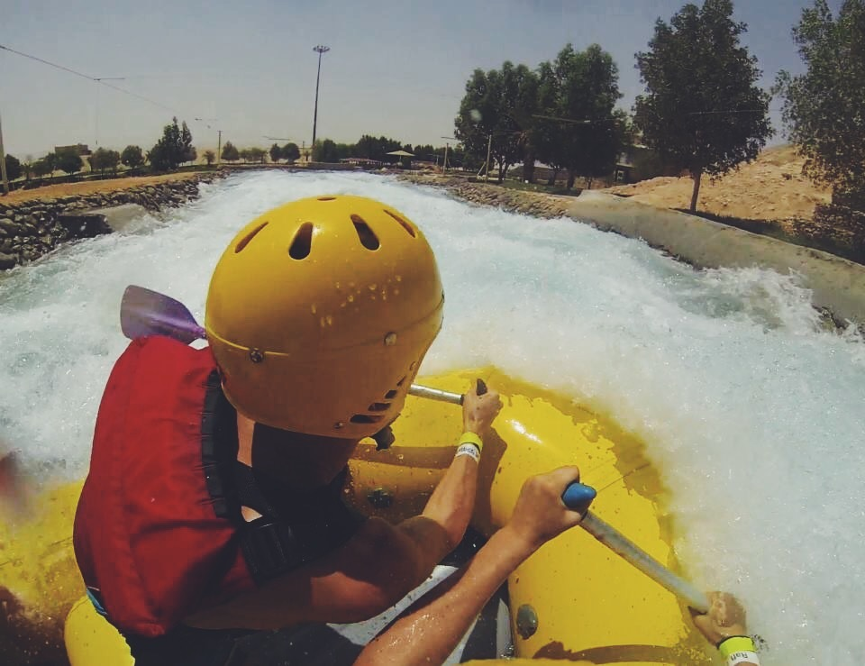 rafting wadi adventure
