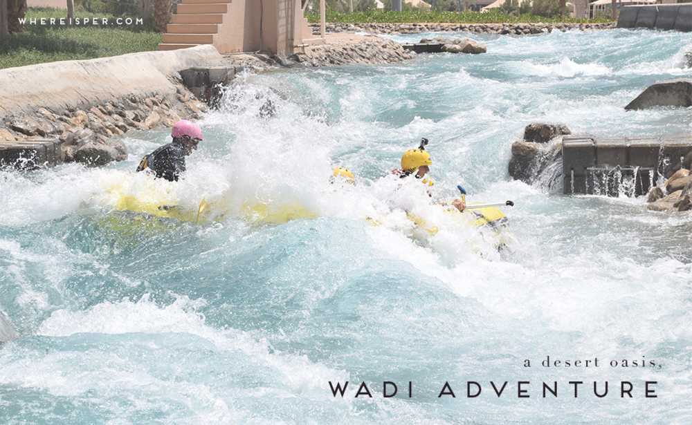 where is per wadi adventure