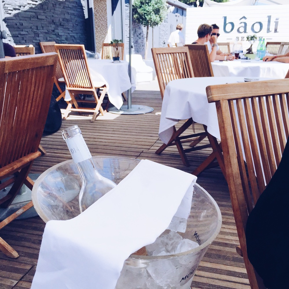 Baoli Beach Cannes