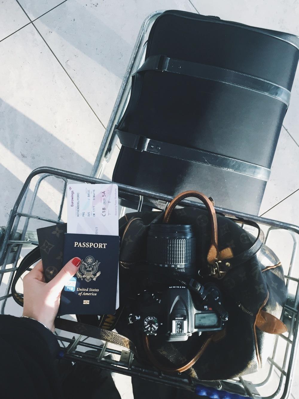 vocier luggage