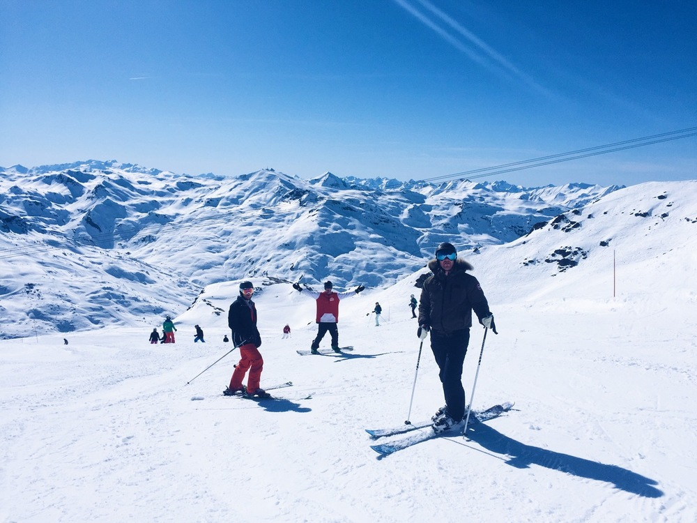 val thorens blue bird day