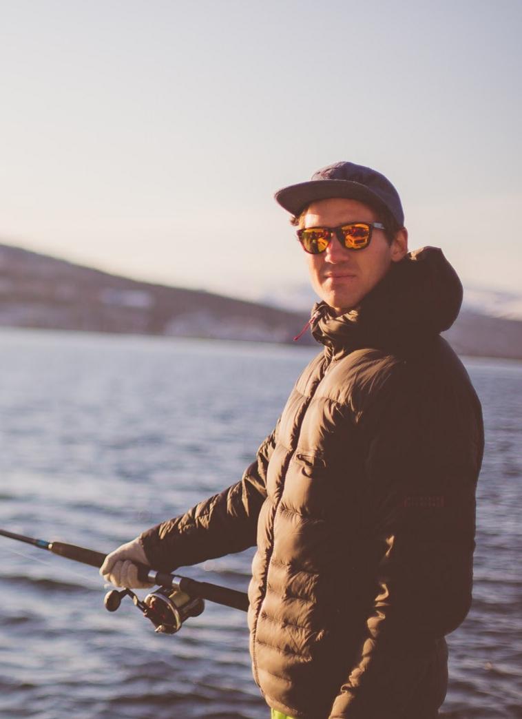 Leo Alsved The Ski Week