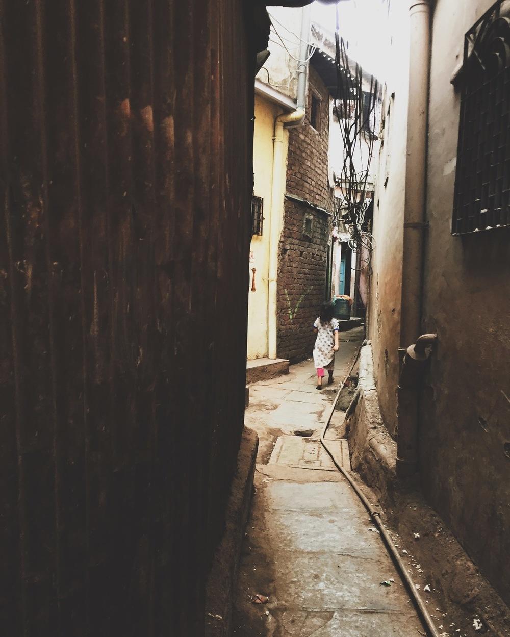 Dhavari Slum Mumbai