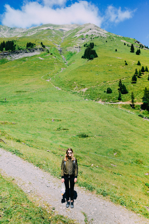 Kandersteg Hiking Where Is Per