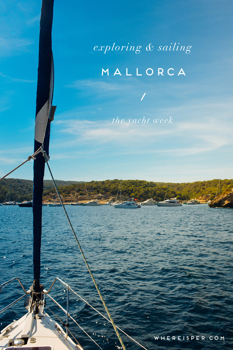 The Yacht Week Mallorca