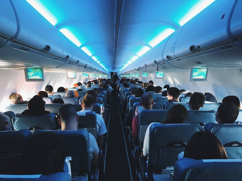 trivago On Tour Plane