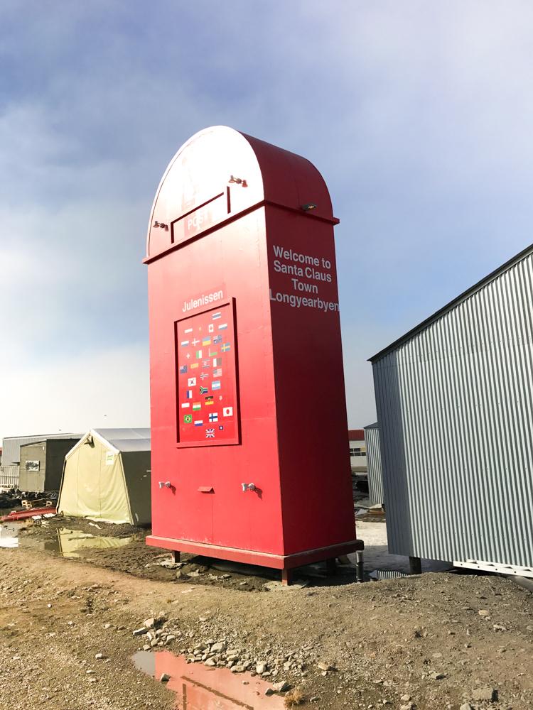 santas mailbox