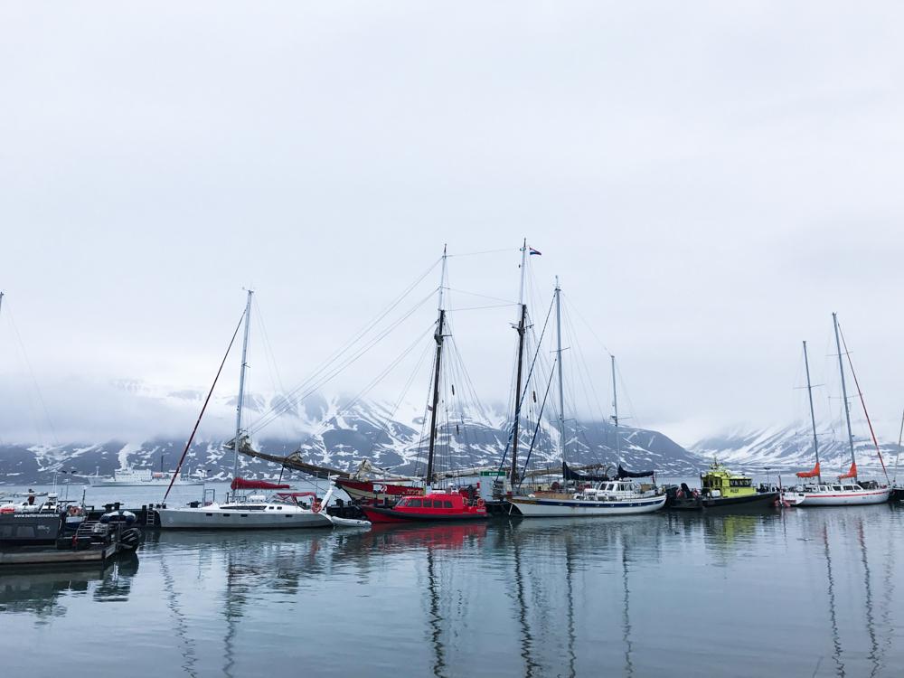 longyearbyen harbor