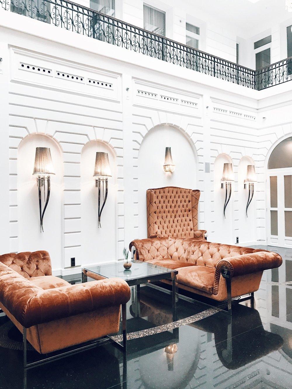 hotel prestige budapest