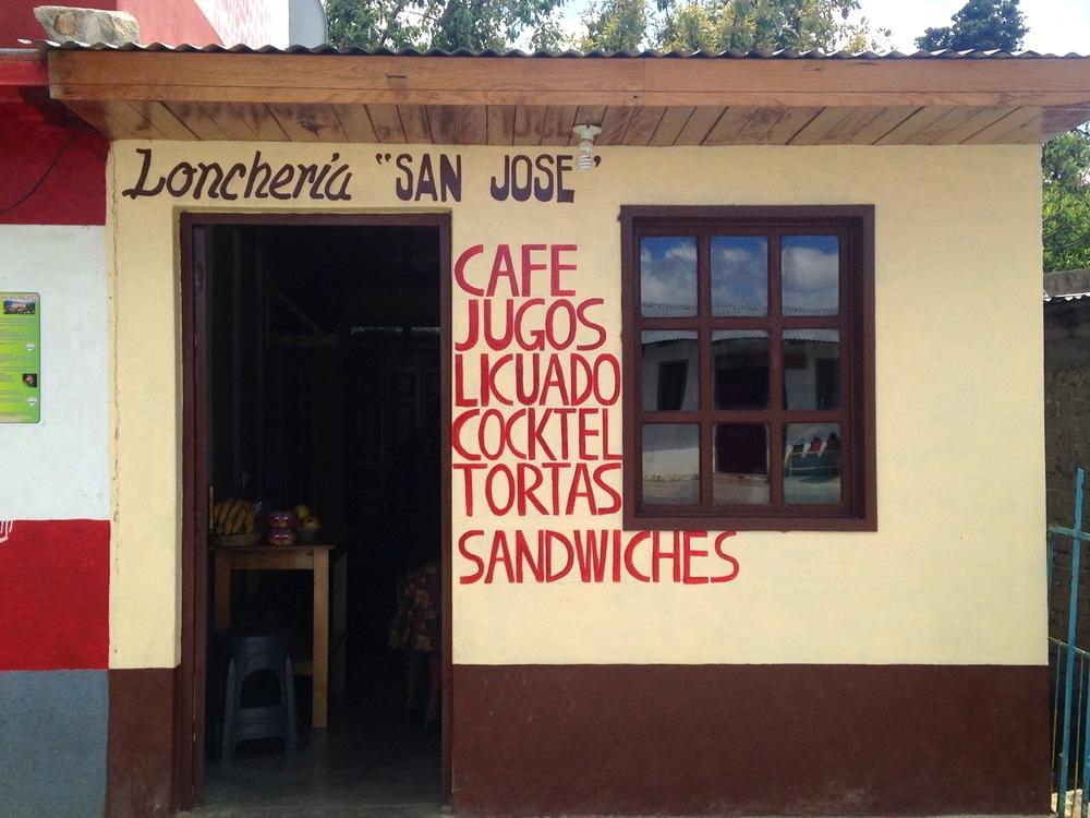 Loncheria,San José del Pacífico .