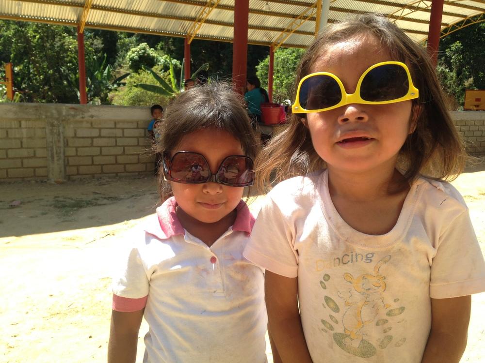Sunglasses, Santa Maria Tepexipana-style