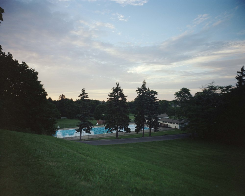 Thornden Park. Syracuse, NY. 2015.