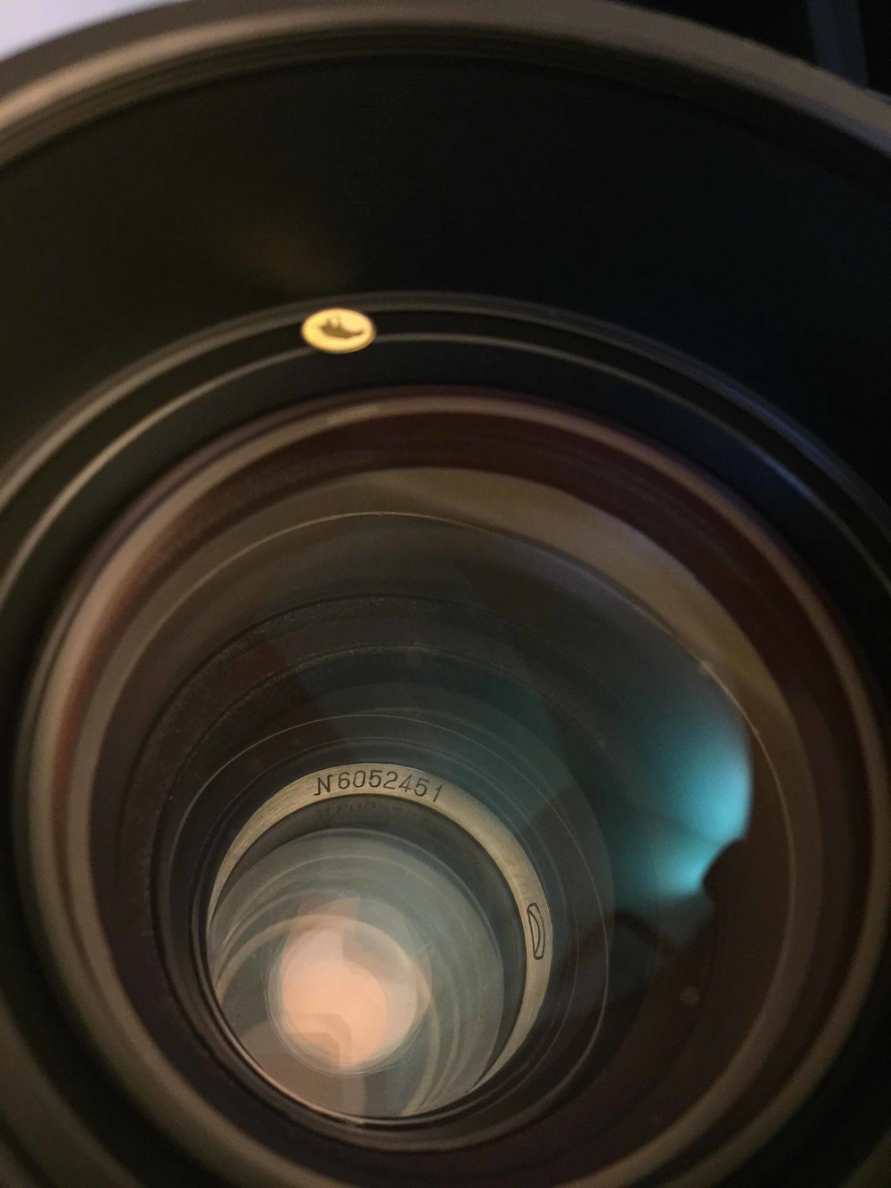 The core of the Trump are old School Helios 44-2 lenses.
