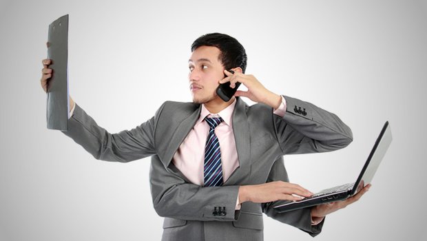 The Office Zen Master and the Art of Multitasking — Sean D ...