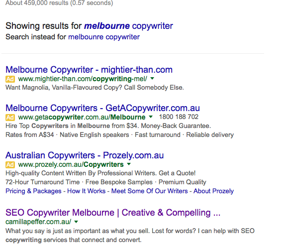 melbourne-copywriter