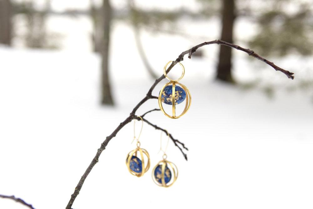 Winter 2015/16 Collection for Aelia   Designer: Fotini Kostouli Winter 2015/16 Collection Location: Maine, USA