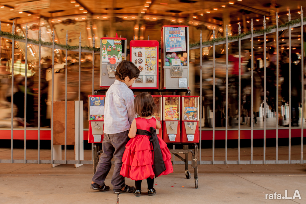 Candy Break. December 29, 2013 - Merry-Go-Round, Griffith Park